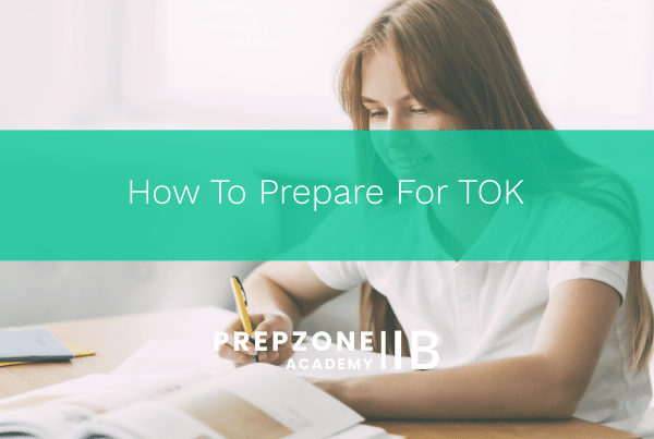How To Prepare For TOK